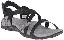 Women's Merrell 'Mimix Bay' Sandal, Size 10 M - Black