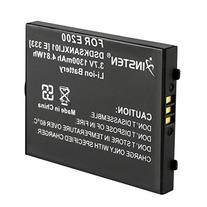 eForCity New Sandisk Sansa Battery For E200 E250 E260 E270