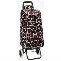 Rockland Luggage Santorini 24 Rolling Shopping Tote