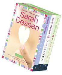 The Sarah Dessen Gift Set