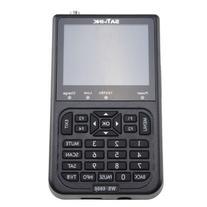"3.5"" LCD SAT link WS-6906 DVB-S FTA Data Digital Satellite"