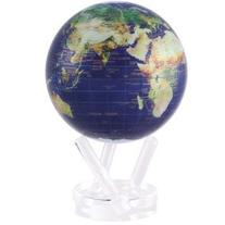 "6"" Satellite View with Gold Lettering MOVA Globe"