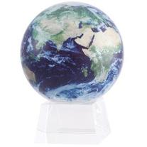 """6"""" Satellite View with Cloud Cover MOVA Globe with Medium"""