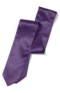 Girl's Us Angels Satin Sash, Size 7-14 - New Purple