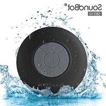 SoundBot? SB510 HD Water Resistant Bluetooth 3.0 Shower