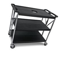Carlisle SBC203103 Fold 'N Go Collapsible Utility Cart, 350