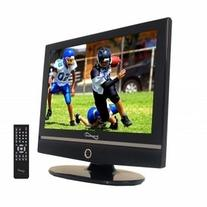 "Supersonic SC-1560 15"" LCD TV with Built-in ATSC Digital TV"