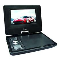 SuperSonic Portable TFT Swivel Display DVD Player with