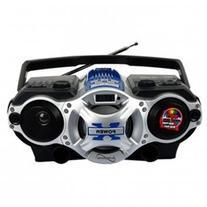 Supersonic SC1395BL Portable Boombox Speaker