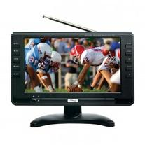 SuperSonic SC499 9 LCD Portable Digital TV with ATSC/NTSC