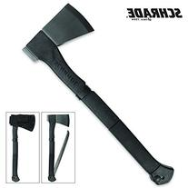 Schrade SCAXE9 Large Axe 3Cr13 Stainless Steel Blade with