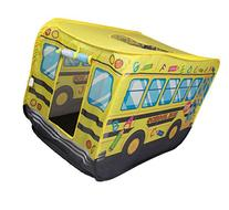 School Bus Kids Indoor and Outdoor Play Tent - Easy Assembly