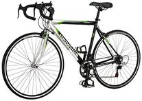 Schwinn Men's Axios 700c Drop Bar Road Bicycle, Silver/Black