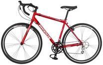 Schwinn Men's Axios CX 700c Drop Bar Bicycle, Red, 18-Inch