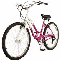 Schwinn Southport Women's Cruiser Bike  & Mini Tool Box