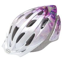 Schwinn Adult Thrasher Helmet Purple Paisley