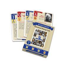 VedaCard Scientific Series 1 Educational Playing Cards
