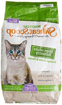 Swheat Scoop Multi Cat Litter, Swheat Scoop
