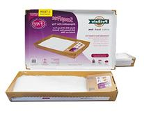 ScoopFree Litter Tray Refills with Dye-Free Crystals - 3-