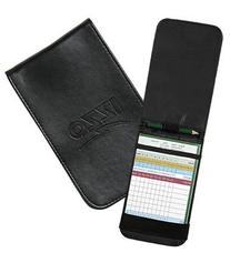 IZZO Golf Scorecard Holder