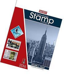 2016 Scott Catalogue Volume 6 : Standard Postage Stamp