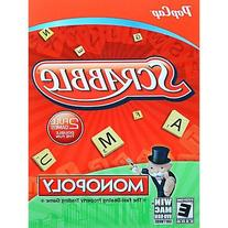 Scrabble and Monopoly
