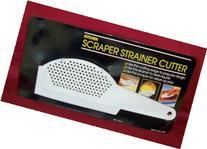 Scrapper Strainer Cutter 3 in 1 Tool