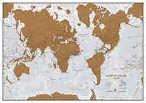 Maps International Scratch the World Travel Map – Scratch