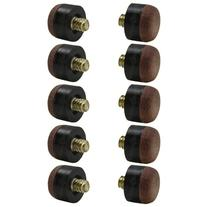 Screw-On Tips for Pool Cues - 12mm - Hard