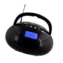 August SE20 - Mini Bluetooth MP3 Stereo System - Portable