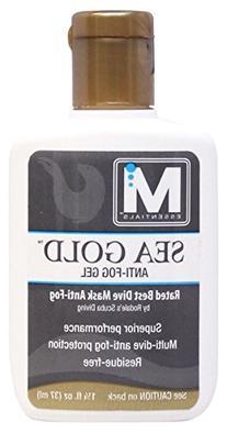 M Essentials Sea Gold Anti-Fog Gel for Dive Masks