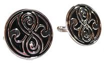 Seal of Rassilon Cufflinks with Gift Box