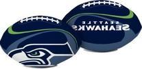 "Seattle Seahawks ""Goal Line"" 8"" Softee Football"
