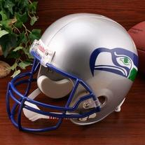 Seattle Seahawks 1983-2001 Throwback Riddell Deluxe Replica