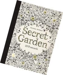Secret Garden :  20 Postcards
