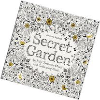 Secret Garden: Inky Treasure Hunt