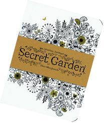 Secret Garden: Three Mini Journals
