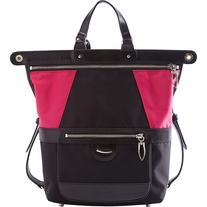 TUSK LTD Small Security Backpack Black/Pink - TUSK LTD