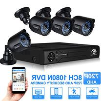 JOOAN HD1080N Security Camera System for Home Surveillance