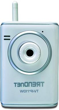 TRENDnet SecurView Wireless Internet Surveillance Camera TV-