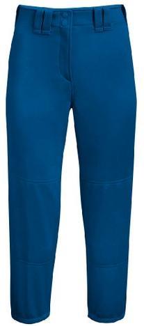Women's Select Belted Softball Pant, Royal , X-Small