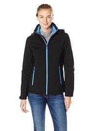 White Sierra Women's Select Stretch Jacket, X-Large, Black