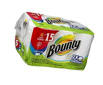 Bounty Select-A-Size White Paper Towels Huge Rolls - 6 CT
