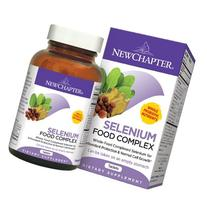 New Chapter Selenium Food Complex, 90 Tablets