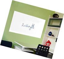 Rabbitgoo Self-Adhesive Wall Sticker Wall Paper Whiteboard