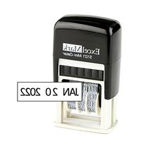 ExcelMark Self-Inking Date Stamp - S121