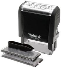 Trodat Self-Inking Do It Yourself Message Stamp USS5915