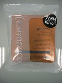 COMODYNES Self-Tanning Intensive Towels- 24 PACK!! by