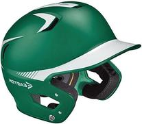 Easton Senior Z5 Grip 2Tone Batters Helmet, Green/White