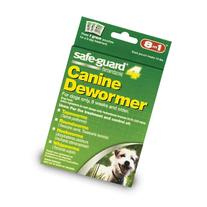 Safe-Guard Canine Dewormer, 10-Pound